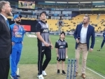 Wellington T20: New Zealand win toss, elect to bowl first against India