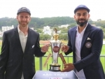 India, New Zealand get ready for first Test in Wellington