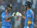 Significant gains for India players in first T20I rankings update of the year