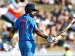 KL Rahul's century powers India to post 296/7 in 50 overs against New Zealand