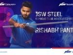 JSW Steel signs Indian cricketer Rishabh Pant as brand ambassador