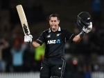 Ross Taylor smashes century as New Zealand beat India in high-scoring encounter to level series 1-1