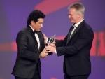 Thank you for love and support: Sachin Tendulkar after winning Laureus Award