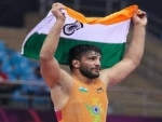 Asian Wrestling C'ships: Sunil clinches gold, breaks 27-year wait for India in Greco-Roman