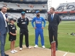 Second ODI: India win toss, opt to bowl