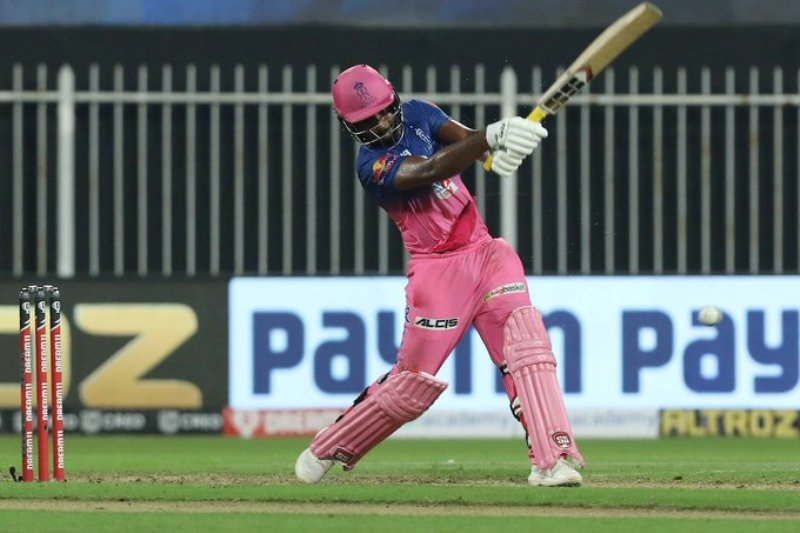 IPL 2020:Tewatia, Samson star as Rajasthan Royals pull off highest successful run chase in tournament's history