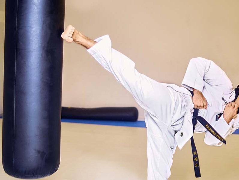 Jammu and Kashmir: Youth taking up Taekwondo in Poonch
