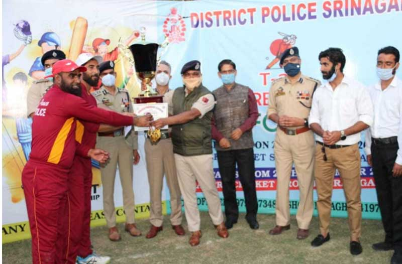 Jammu and Kashmir: PPL T20 Cricket tourney concludes, Chatrahama Knights lifts title