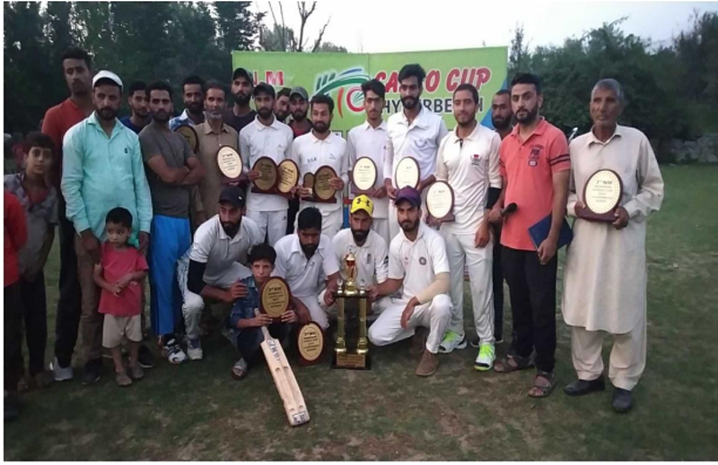 Puthar United lifts 3rd NM Memorial Cosco Cup