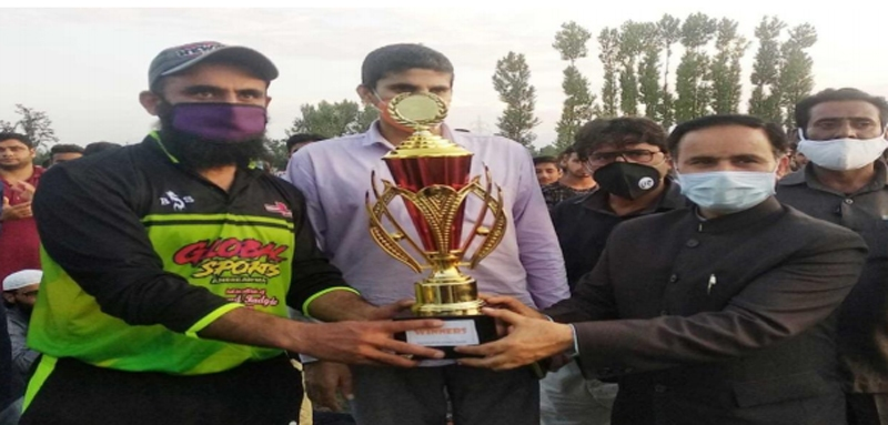 Admin committed to developing sports infrastructure: Baramulla DC