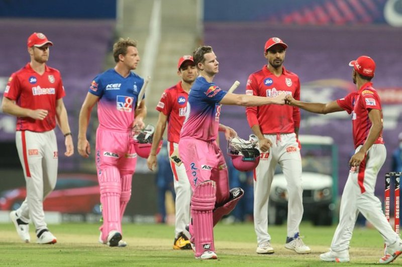IPL 2020: Rajasthan Royals beat Punjab by 7 wickets, keep playoffs hopes alive