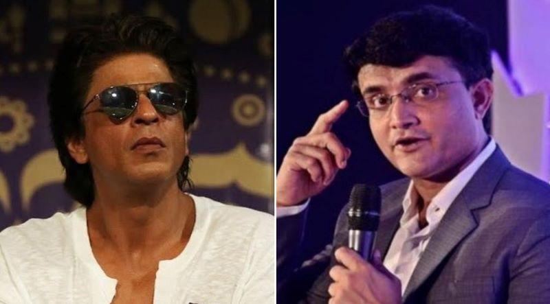 SRK didn't give me free hand in KKR like he gave to Gautam Gambhir: Sourav Ganguly