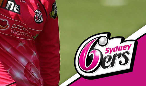 BBL: Sydney Sixers fined USD 25,000 by CA for naming player outside its squad
