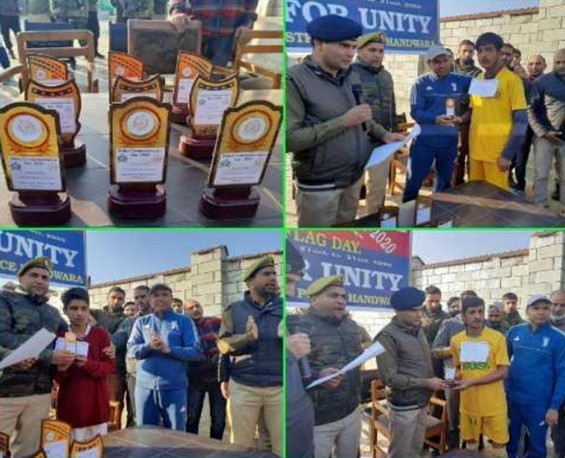 Jammu and Kashmir: Police organises 'Run for Unity' event in Handwara