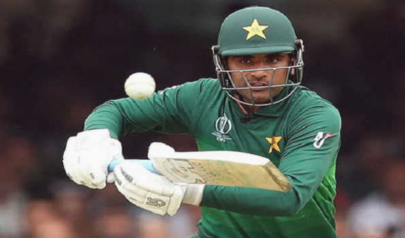 Pakistan batsman Fakhar Zaman ruled out of New Zealand tour