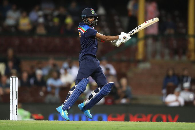 Virat Kohli, KL Rahul shine but fail to help India reach mammoth 390 target, Australia clinch series