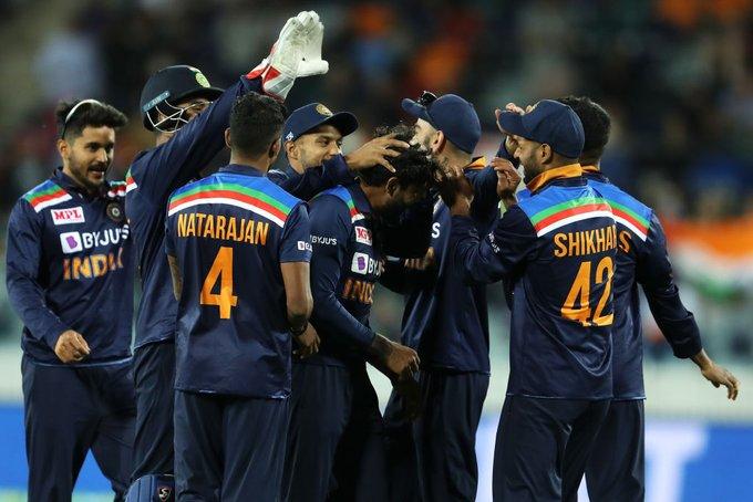 India beat Australia by 13 runs in third ODI