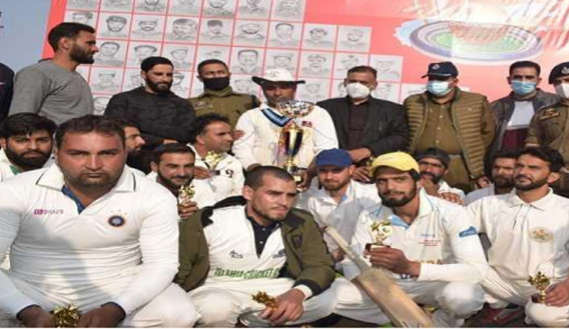 Jammu and Kashmir: Friendly match between specially abled, PMMCT winners held