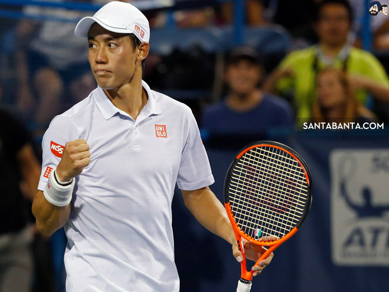 Nishikori reaches second round at Italian Open