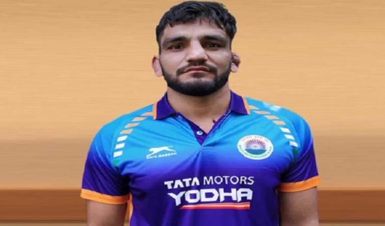 Asian Wrestling Championships: Sunil Kumar reaches final in 87kg