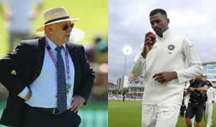 Ian Chappell wants India to pick Hardik Pandya in test team for Australia tour