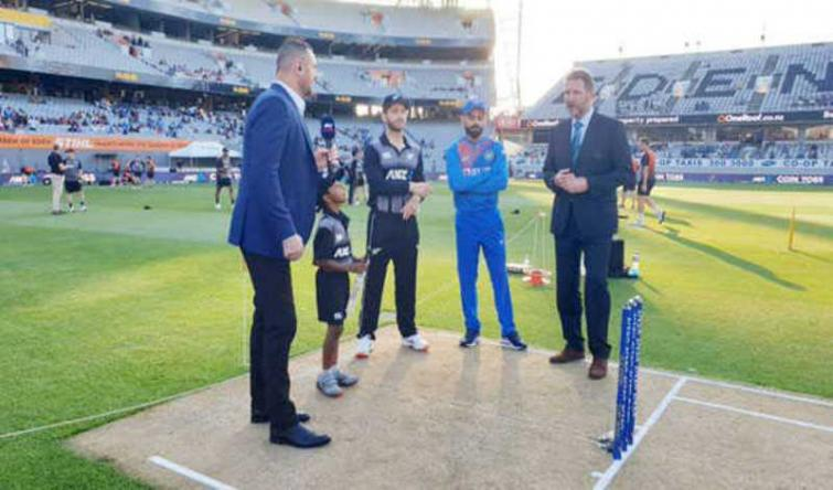 2nd T20I: New Zealand win toss, opt to bat against India