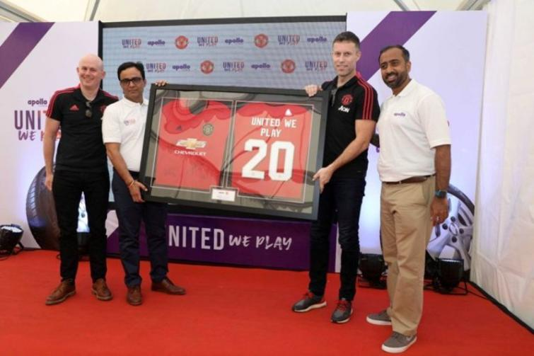Manchester United launches United We Play programme to encourage young Indian football talent