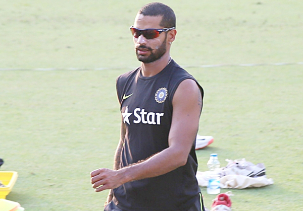 New Zealand tour: Injured Shikhar Dhawan ruled out of T20 I series