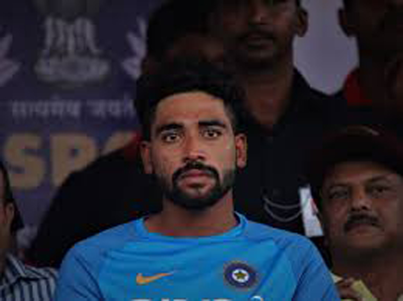 Pacer Mohammed Siraj was offered option of flying back home after his father's demise: BCCI