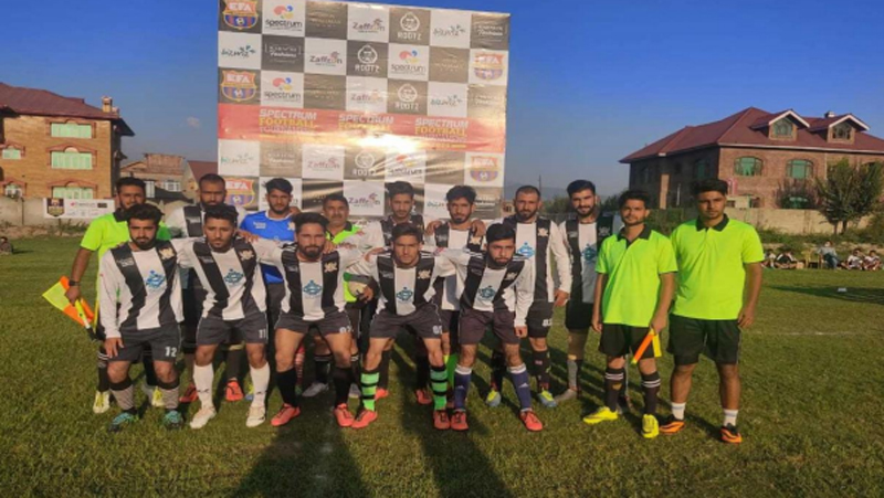 Jammu and Kashmir: SCFA beats Budgam FC on 3rd day