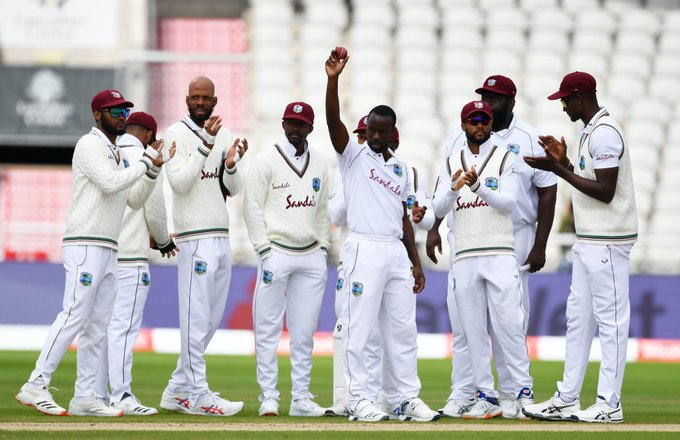 Day 2, 3rd Test: Windies bundle out England for 369 before Lunch