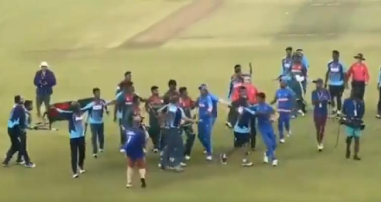 India, Bangladesh cricketers get involved in fight after Under-19 World Cup final