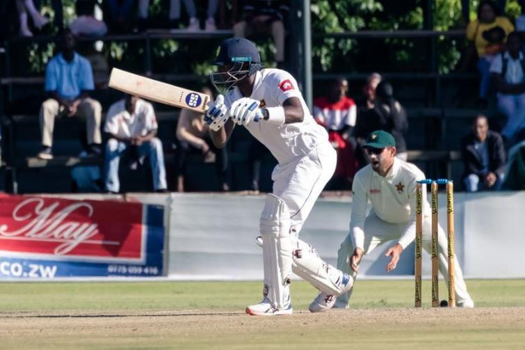 Mathews back in top 20 after Harare double-century