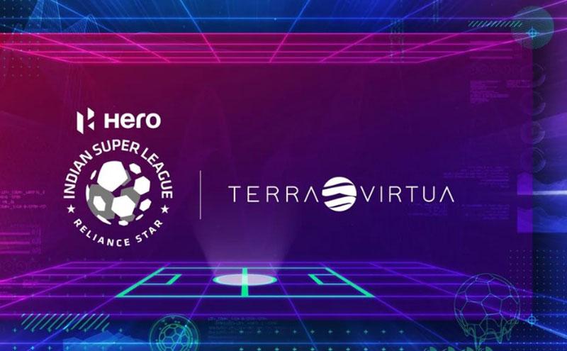 Hero Indian Super League partners with Terra Virtua, ventures into NFT market