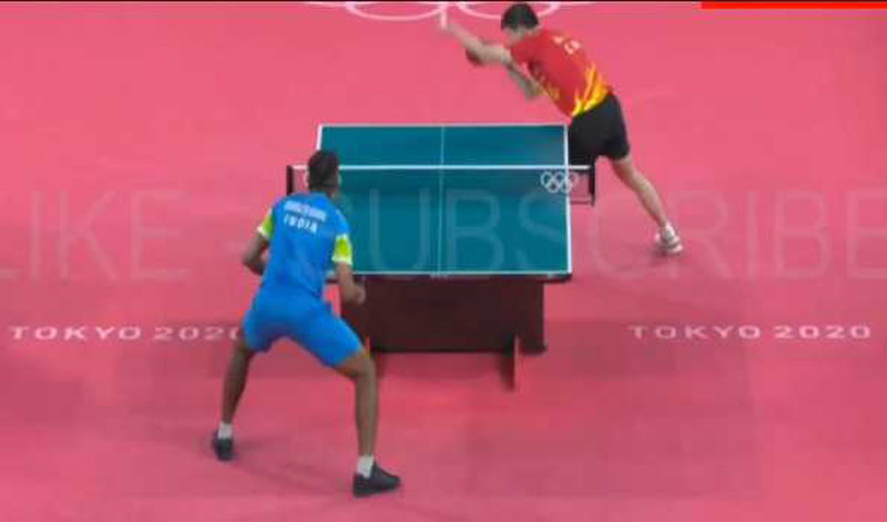 Tokyo Olympics: India's table tennis campaign ends as Sharath Kamal goes down fighting to China's Ma Long