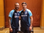 My opportunity to learn: Indian coach Rahul Dravid ahead of Sri Lanka series