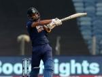 KL Rahul, Krunal, Shikhar Dhawan shine as India post 317 for five against England