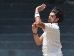 Cricketer Ishant Sharmabecomes second Indian pacer to play 100 Tests after Kapil Dev