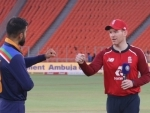 Third T20I: England win toss, opt to field; Rohit replaces Suryakumar for India