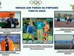 Five air warriors to represent India in Tokyo Olympics: IAF