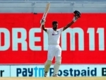 R Ashwin hits century as India set 482 runs target for England to win second Chennai Test
