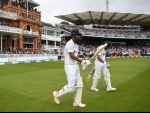 Second Test: India 46/0 at lunch on rain-hit day one
