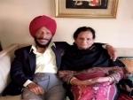 Sprint legend Milkha Singh's wife Nirmal Kaur dies of Covid-19 complications