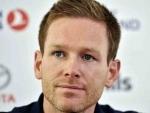 Skipper Eoin Morgan fined for KKR's slow over rate against CSK