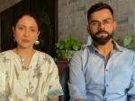 Virat Kohli, Anushka Sharma raise over USD 4,91,000 for Covid relief in less than 24 hours