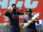 KL Rahul, Rishabh Pant guide India to 336/6 against England in 2nd ODI