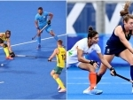 Both Indian men and women team register victories in Olympics hockey