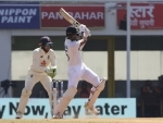 India struggle at 257 for six at stumps