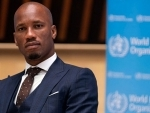 Football star Didier Drogba signs with WHO, as new Goodwill Ambassador