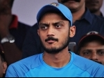 Spinner Axar Patel ruled out of first Paytm Test against England